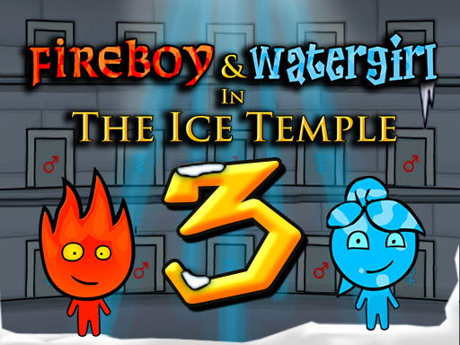 Fireboy and Watergirl 3: Ice Temple